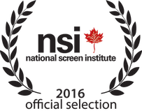 National Screen institute of Canada, Official Selection, Through Rose-Colored Glasses, Canadian Screen Award qualifier, Ava Torres, Helmann Wilhelm, Magic Lantern RAW, ML RAW, Canon, DSLR, short film, independent