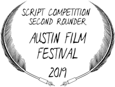 Austin Film Festival, 2019, AFF, Screenwriting competition, screenplay, second rounder, semi-finalist, Helmann Wilhelm, Canted Pictures, better call saul, misfire, script, quarter-finalist